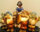 Zombie Snow White and the 7 Dwarves