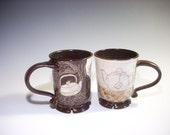 Chocolate Brown T Mug