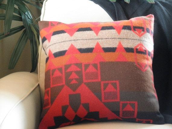 SPECIAL ORDER for Michiko Pendleton pillow, 18 x 18