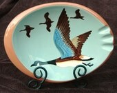 Vintage 1950s Stangl Pottery Canada Goose  From the Sportsman Collection Line