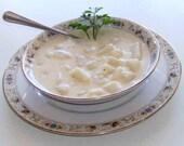 Recipe Homemade Potato Soup