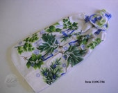 Beautiful Crocheted Kitchen Towel