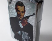 James Bond 007 From Russia With Love Oil Flip Top Lighter