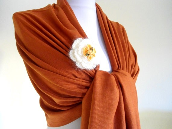 Mahogany,  pashmina, shawl,scarf, gift, valentine, valentines day, winter trends, fashion, 2012