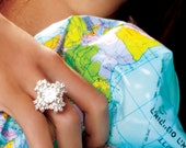 Huston Diamond Ring 14K
