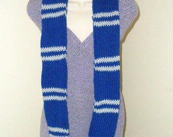 Harry Potter Inspired Ravenclaw Scarf  Sale 10.00 (Normally 25.00)