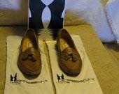 Men's Dress Shoes Moreschi Size 11.5 M