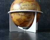Hard to find Mars globe by Replogle. 1970s.