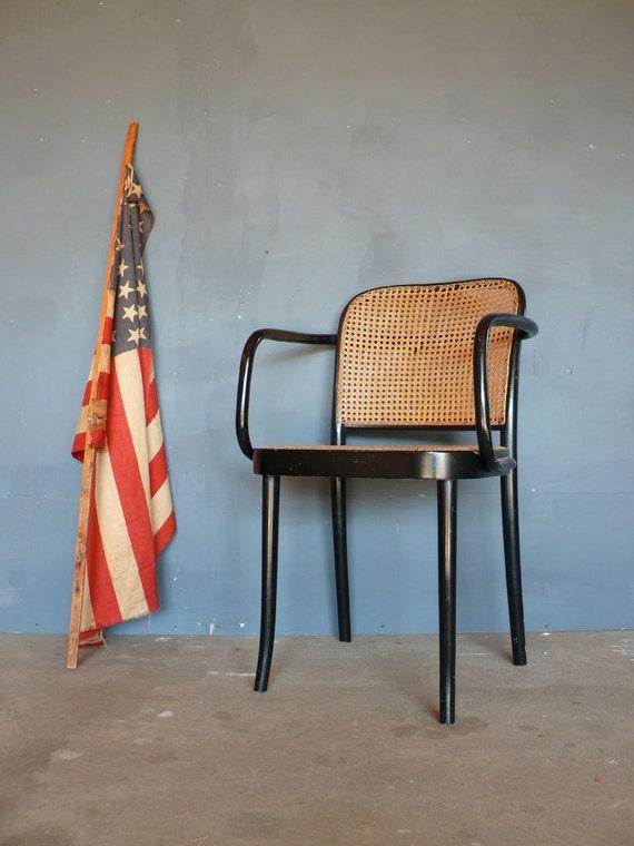 Original 1920s Thonet 'Prague' Chair no. 811.