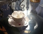 Miniature Teacup Soy Massage Candle