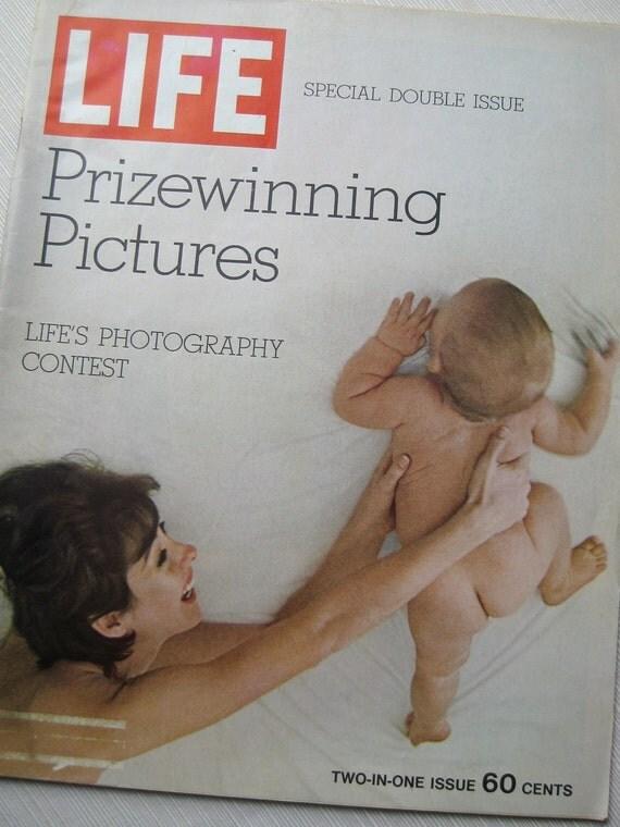 Life Magazine, Photography issue, 1970