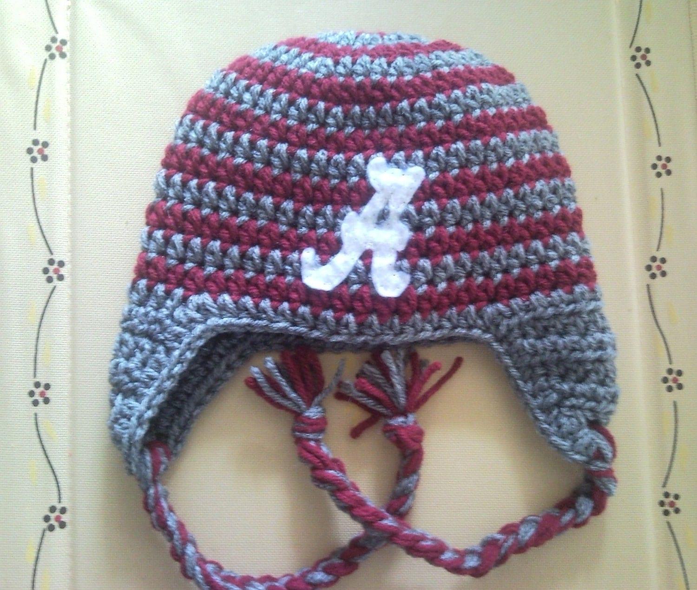 Alabama crochet hat patterns patterns kid alabama bankloansurffo Images