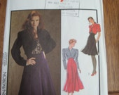 Style 1615 Vintage Sewing Pattern Multisize 12-14-16