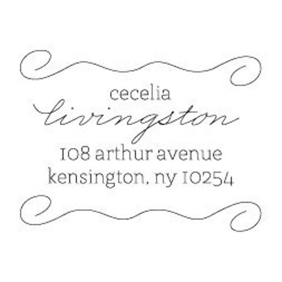 Return Address Stamp : ALCOTT