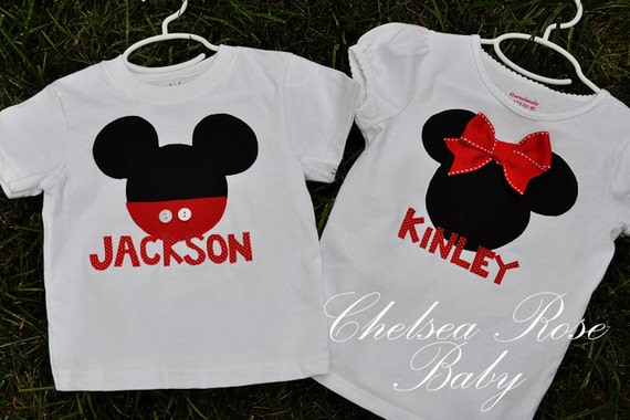 Minnie Mouse Shirts For Toddlers Minnie Mouse Shirt or Boys