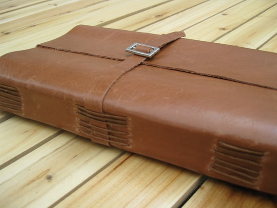 Book of Thoughts Leather Journal