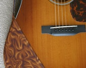 Guitar Ragtop. Item No.16 - Brown Swirl