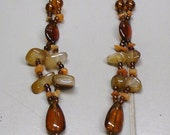 GLASS AND AGATE Necklace