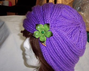 cloche slouch hat