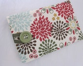 Kindle Sleeve / Kindle Fire Cover / Nook 1 Cover / Nook Color Sleeve / Nook Tablet Cover / Kindle 3 Keyboard Cover / Nook 2 Simple Touch