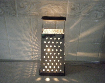 Cheese Grater Night Light