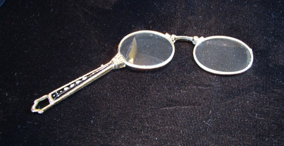 1950's lorgnette - high-quality, made in Germany