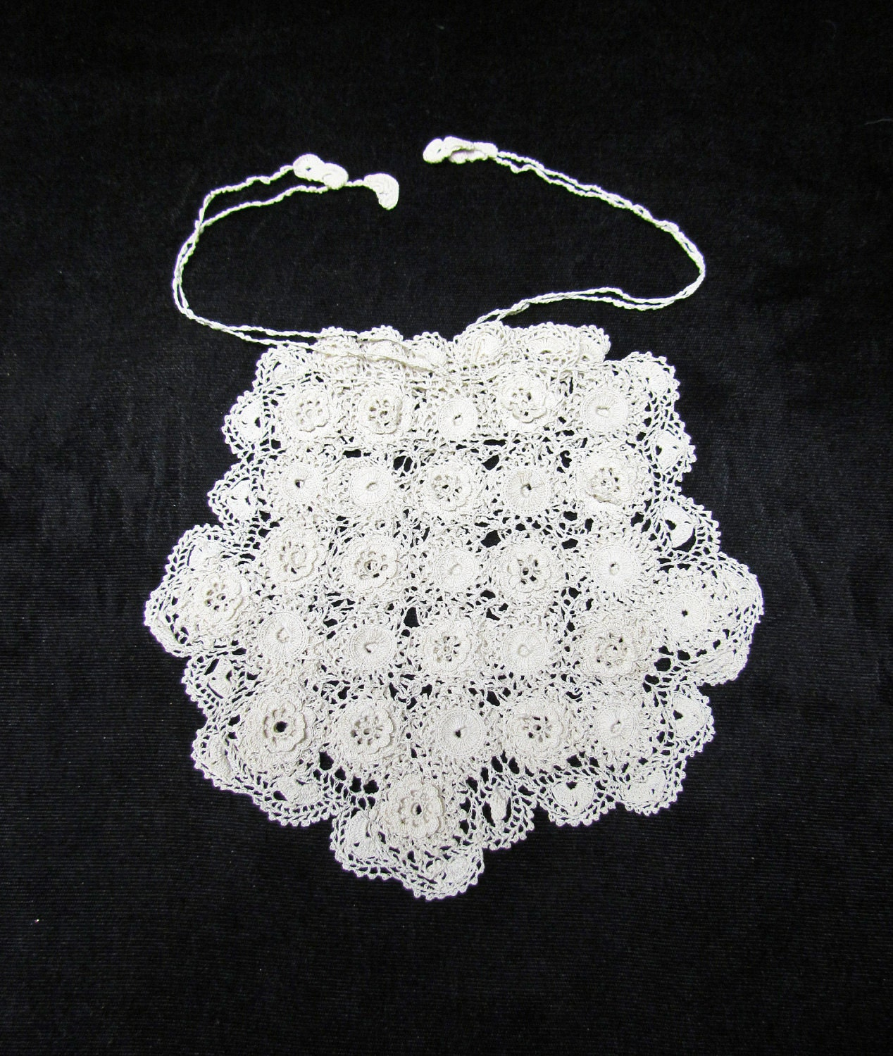 Alfa img - Showing > Irish Crochet Purse Pattern