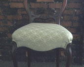 Victorian Balloon Back Side Chair