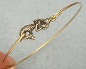 Mermaid Bangle Bracelet Style 3