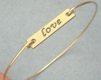 Love Bangle Bracelet Style 2