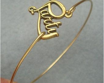 Party Bangle Bracelet