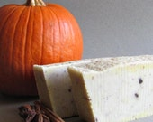 Pumpkin Spice Cold Process Soap