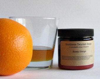 Honey Orange Lotion