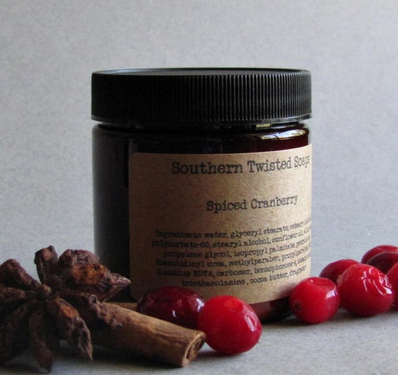 On Sale Spiced Cranberry Body Lotion
