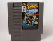 The Uncanny X-Men Vintage Nintendo Game (NES) LJN 1989