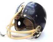 Vintage Football Helmet - Tough