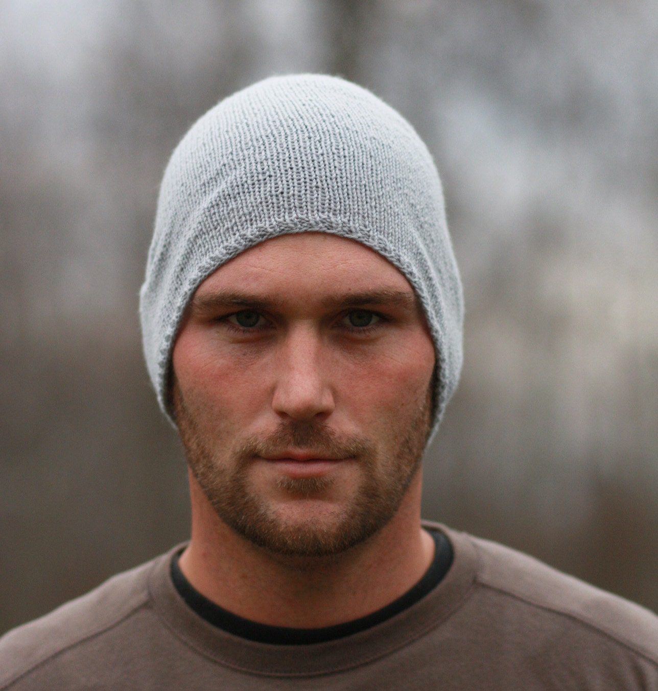 how to put on a beanie for guys