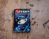 stars a guide to the constellations, sun, moon, plants, and other features of the heavens vintage 50s  paper back book science instructional