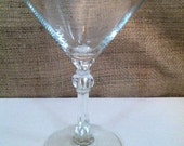 Vintage Martini Glasses. Set of 8