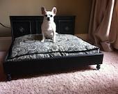 Dog Bed Custom Made
