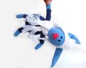 Bunny toy  plush toy athlete Bunny rabbit soft toy