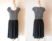 Polka Dot Classic Dress