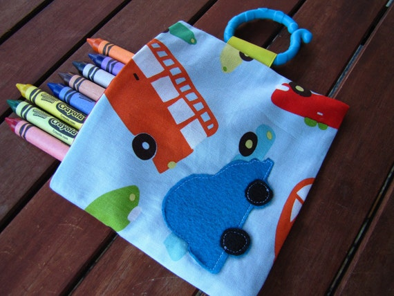 Reusable Snack Bag with Velcro Closure: Wheels