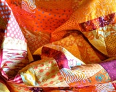 SPECIAL PRICE this week ONLY: Summer Sun Patchwork Quilt