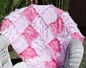 Breast Cancer Awareness Rag Quilt
