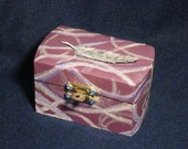 """Pottermore-inspired: """"Magic & a Quill"""" keepsake box (previously 25 dollars)"""