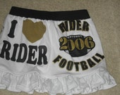 Custom t-shirt skirt.  , any size, concerts, sorority, schools,any theme.
