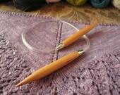 ChiaoGoo 2024 24 inch Sizes 17 // 19 and 35 Bamboo Circular  Knitting Needles