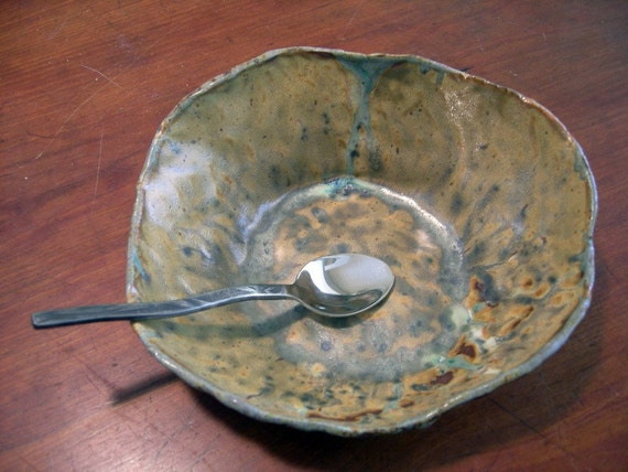 Mudslide Ceramic Bowl ON SALE