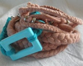 Arm candy set of 3 summer bracelets, stack bracelets